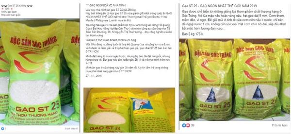 Cảnh báo: Ồ ạt hàng giả mạo gạo ngon nhất thế giới được bán tràn lan trên thị trường-2