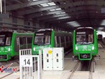 Cảnh nhếch nhác ở đường sắt Cát Linh - Hà Đông-11