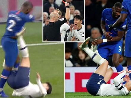 Mourinho: 'Son Heung-min khóc vì làm gãy xương sườn Rudiger'