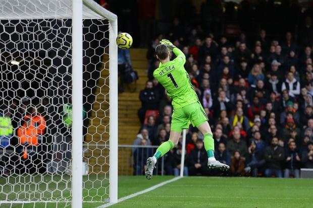 De Gea sắm vai tội đồ, Man Utd thua sốc trước đội bét bảng tại giải Ngoại hạng Anh-4