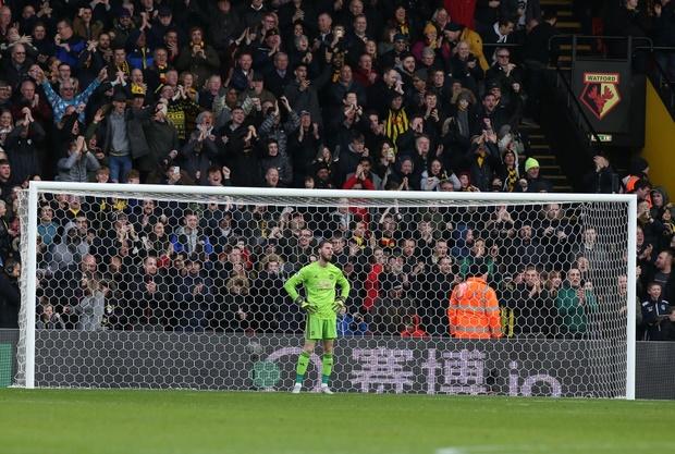 De Gea sắm vai tội đồ, Man Utd thua sốc trước đội bét bảng tại giải Ngoại hạng Anh-5