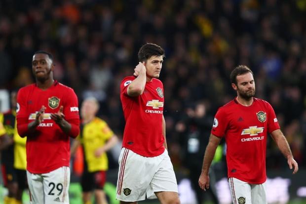 De Gea sắm vai tội đồ, Man Utd thua sốc trước đội bét bảng tại giải Ngoại hạng Anh-10