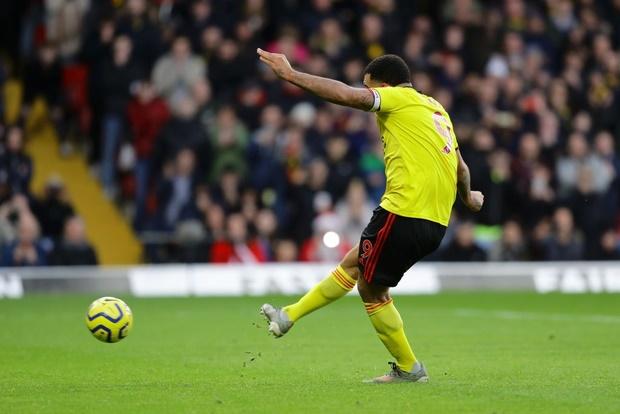 De Gea sắm vai tội đồ, Man Utd thua sốc trước đội bét bảng tại giải Ngoại hạng Anh-7