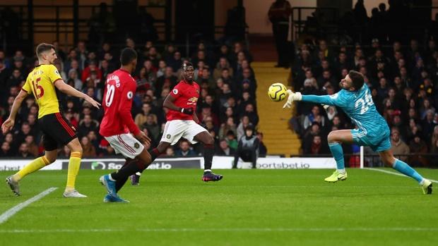 De Gea sắm vai tội đồ, Man Utd thua sốc trước đội bét bảng tại giải Ngoại hạng Anh-8