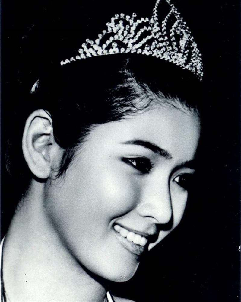 Vẻ ngoài trẻ trung của Hoa hậu Hoàn vũ 72 tuổi-3