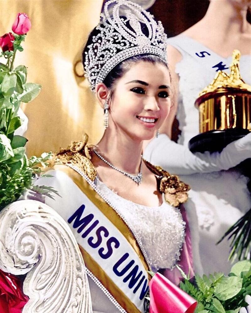 Vẻ ngoài trẻ trung của Hoa hậu Hoàn vũ 72 tuổi-4
