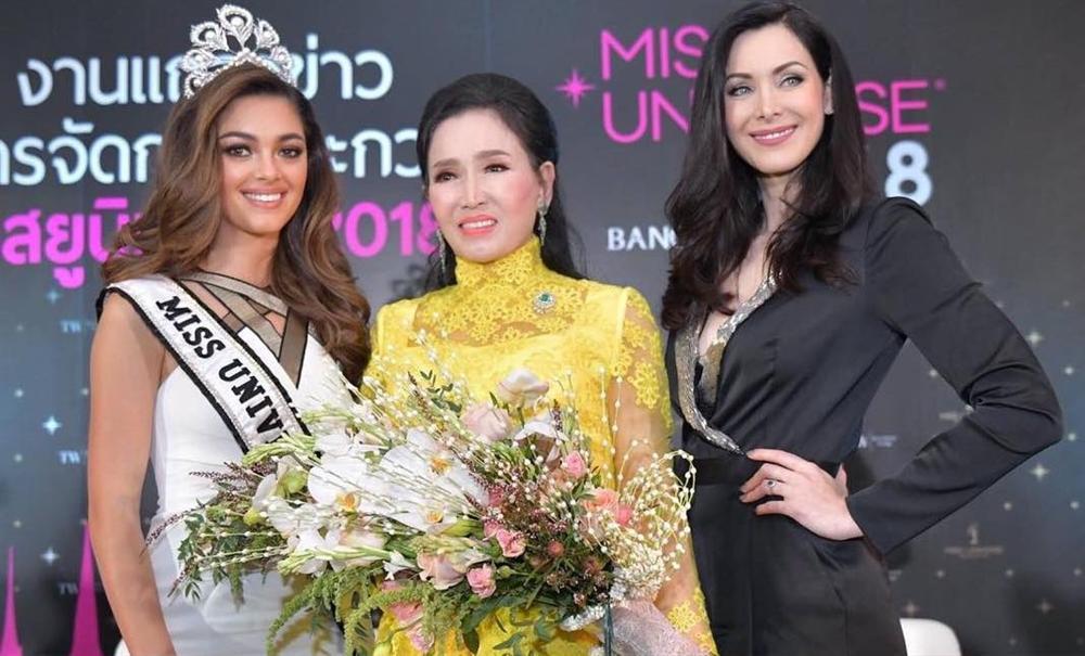 Vẻ ngoài trẻ trung của Hoa hậu Hoàn vũ 72 tuổi-13