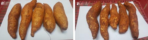 Mùa lạnh ăn khoai lang mật nướng là hết sảy, nhưng chị em đã biết phân biệt khoai Trung Quốc đội lốt Đà Lạt để khỏi mua nhầm chưa?-4