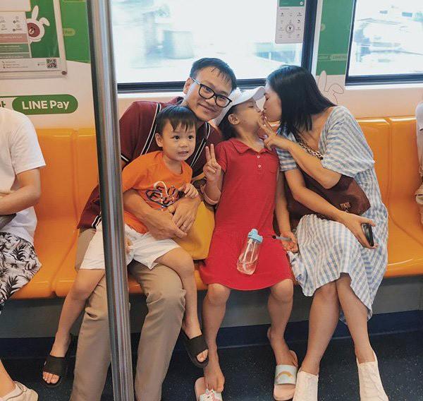 Mất tích 5 năm rồi quay lại màn ảnh: Quỳnh Nga ly hôn, Diệu Hương hạnh phúc bên chồng con ở Mỹ-2