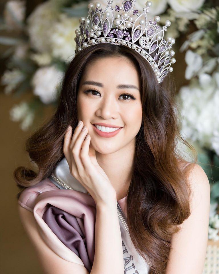 Hoa hậu Khánh Vân mặc quyến rũ, đẹp như nữ thần vẫn tự nhận đàn ông, nam tính-1