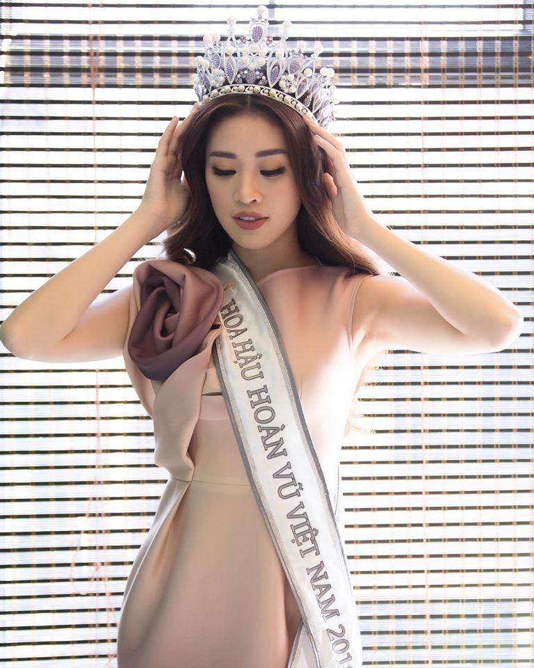 Hoa hậu Khánh Vân mặc quyến rũ, đẹp như nữ thần vẫn tự nhận đàn ông, nam tính-2