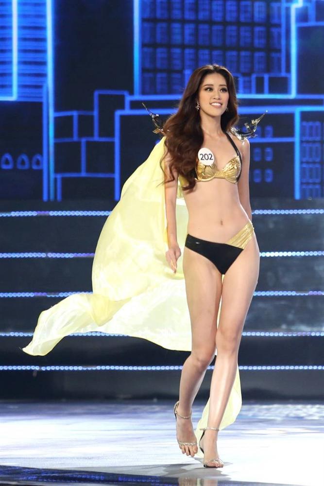 Hoa hậu Khánh Vân mặc quyến rũ, đẹp như nữ thần vẫn tự nhận đàn ông, nam tính-5