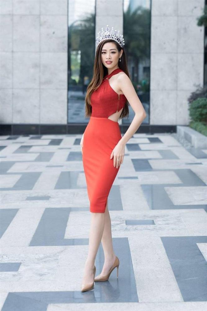 Hoa hậu Khánh Vân mặc quyến rũ, đẹp như nữ thần vẫn tự nhận đàn ông, nam tính-6