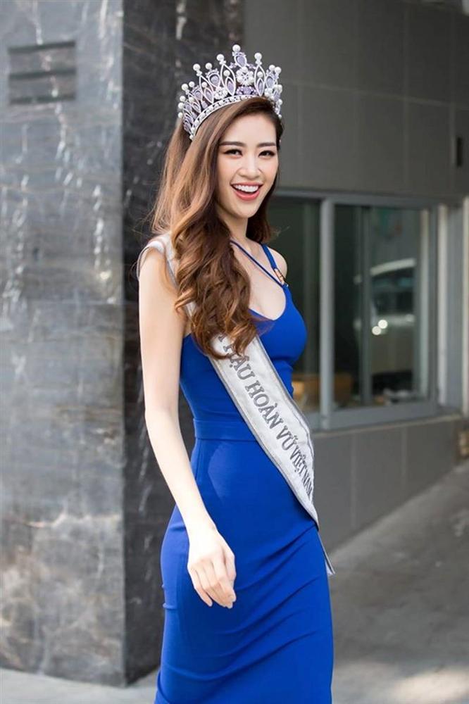 Hoa hậu Khánh Vân mặc quyến rũ, đẹp như nữ thần vẫn tự nhận đàn ông, nam tính-7