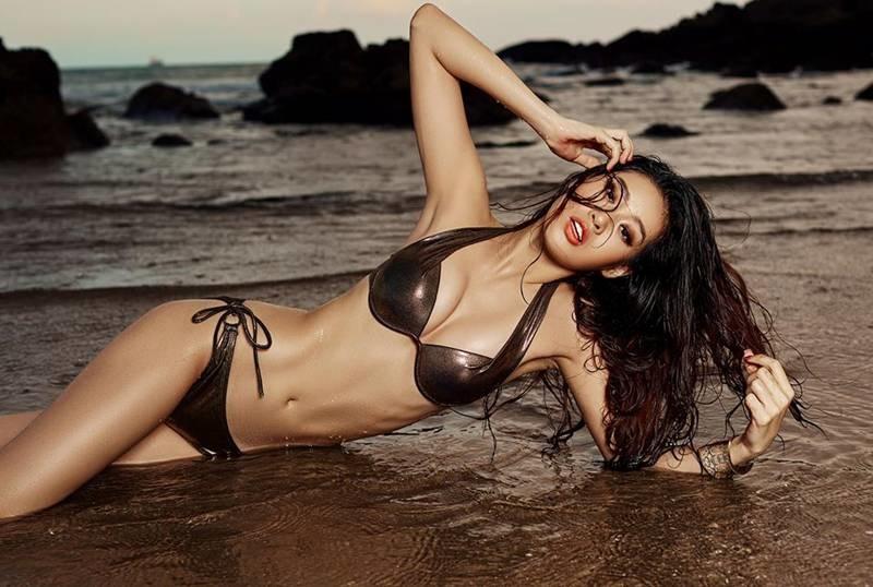 Hoa hậu Khánh Vân mặc quyến rũ, đẹp như nữ thần vẫn tự nhận đàn ông, nam tính-8