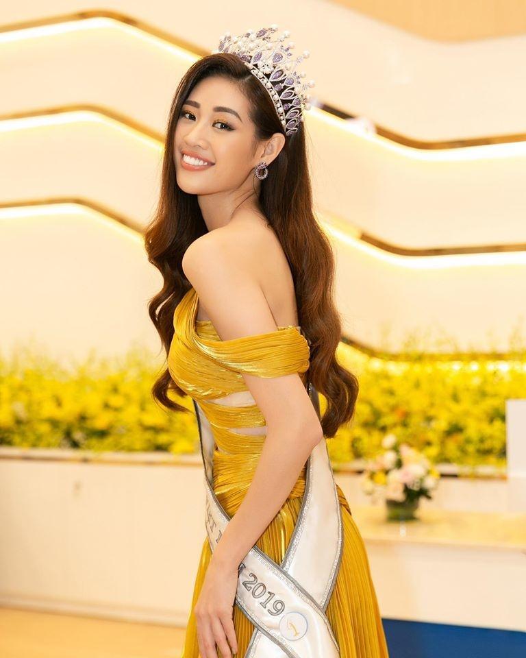 Hoa hậu Khánh Vân mặc quyến rũ, đẹp như nữ thần vẫn tự nhận đàn ông, nam tính-9