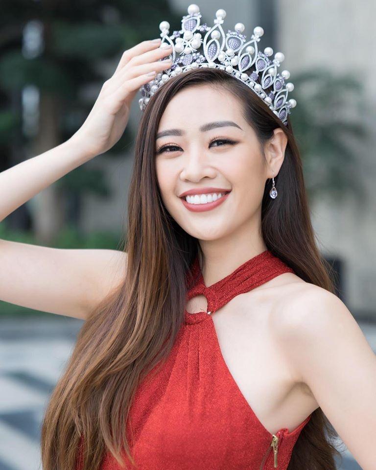 Hoa hậu Khánh Vân mặc quyến rũ, đẹp như nữ thần vẫn tự nhận đàn ông, nam tính-11