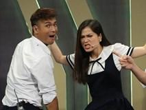 Ninh Dương Lan Ngọc, Lâm Vĩ Dạ bị nhận xét ăn gian ở game show