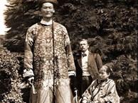 Người khổng lồ của triều Thanh và cuộc sống đáng ngưỡng mộ: Đi du lịch khắp thế giới, sinh con và định cư ở nước ngoài