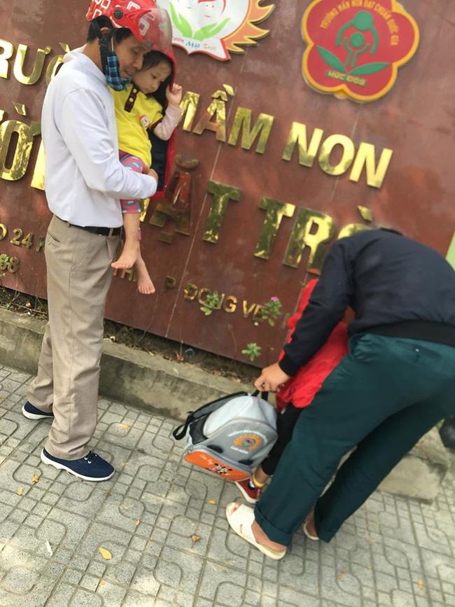 Nóng: Gần 60 học sinh mầm non ở Thanh Hóa nhập viện nghi do ngộ độc-5