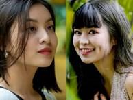 Nhan sắc đời thường của hai hot girl phim 'Mắt biếc'