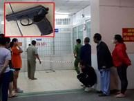 Hé lộ về khẩu súng bệnh nhân dùng để tự sát ở Bệnh viện Trưng Vương