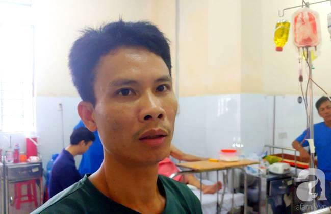 Thương tâm: Bình xăng xe phụt cháy khiến người phụ nữ nghèo bỏng nặng, con trai hiếu thảo hiến da cứu mẹ-4
