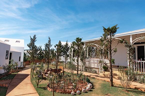 Lý Nhã Kỳ chính thức khoe toàn cảnh resort triệu đô như một thiên đường tại Đà Lạt-8