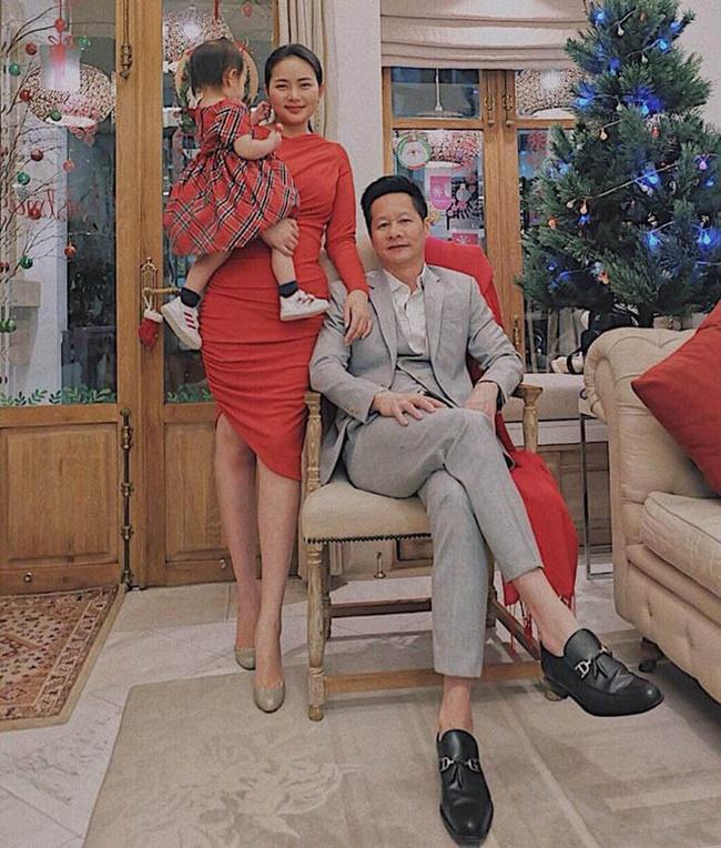 Con gái Phan Như Thảo ao ước quà Giáng sinh chẳng giống ai khiến mẹ hết hồn, bố đại gia phán câu càng bất ngờ-3