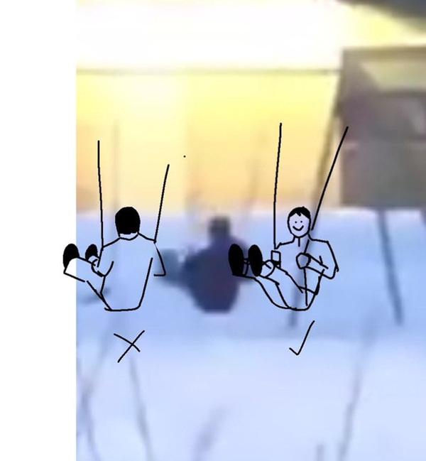 Đoạn clip vỏn vẹn 12 giây nhưng khiến dân mạng tranh cãi nảy lửa, rốt cuộc là chàng trai kia hướng mặt về trước hay sau?-3