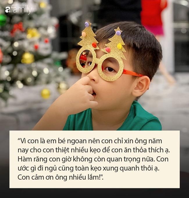 Tự giác làm việc nhà là thế nhưng lúc xin quà Giáng sinh, thánh ăn nhà Đăng Khôi - Thủy Anh lại chỉ thích món đồ rẻ tiền này-4