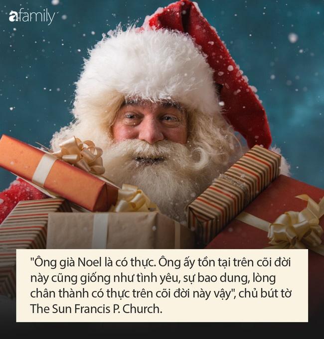 Bức thư trả lời câu hỏi Ông già Noel có tồn tại trên đời hay không? lay động hàng triệu trái tim-2