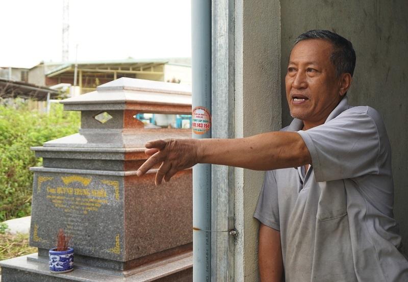 Ớn lạnh khu dân cư 'sống chung với hàng nghìn người chết' ở Đà Nẵng-8