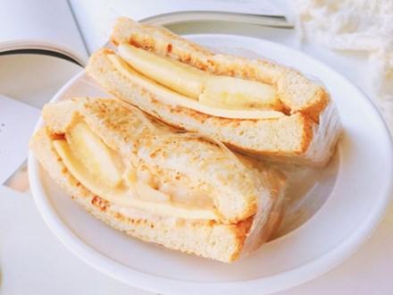 Có nhiều chuối chín, hãy làm ngay món bánh kẹp chuối siêu ngon này nhé!