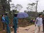 Truy bắt đối tượng ngáo đá chém 5 người tử vong ở Thái Nguyên-2