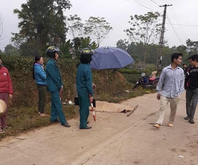 Kẻ ngáo đá chém 5 người chết ở Thái Nguyên-1