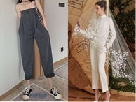 Mặc quần thay áo và loạt xu hướng thời trang gây tranh cãi năm 2019