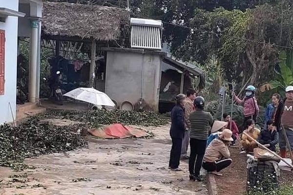 Vụ giết 5 người ở Thái Nguyên: Nghi phạm chém cả vợ và anh rể-2