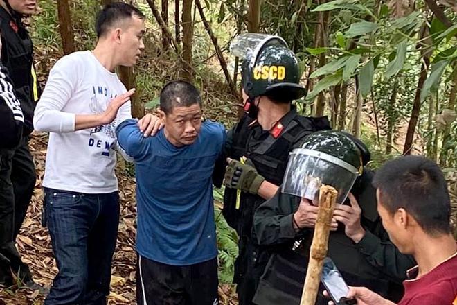 Bắt kẻ ngáo đá chém 5 người chết ở Thái Nguyên-1