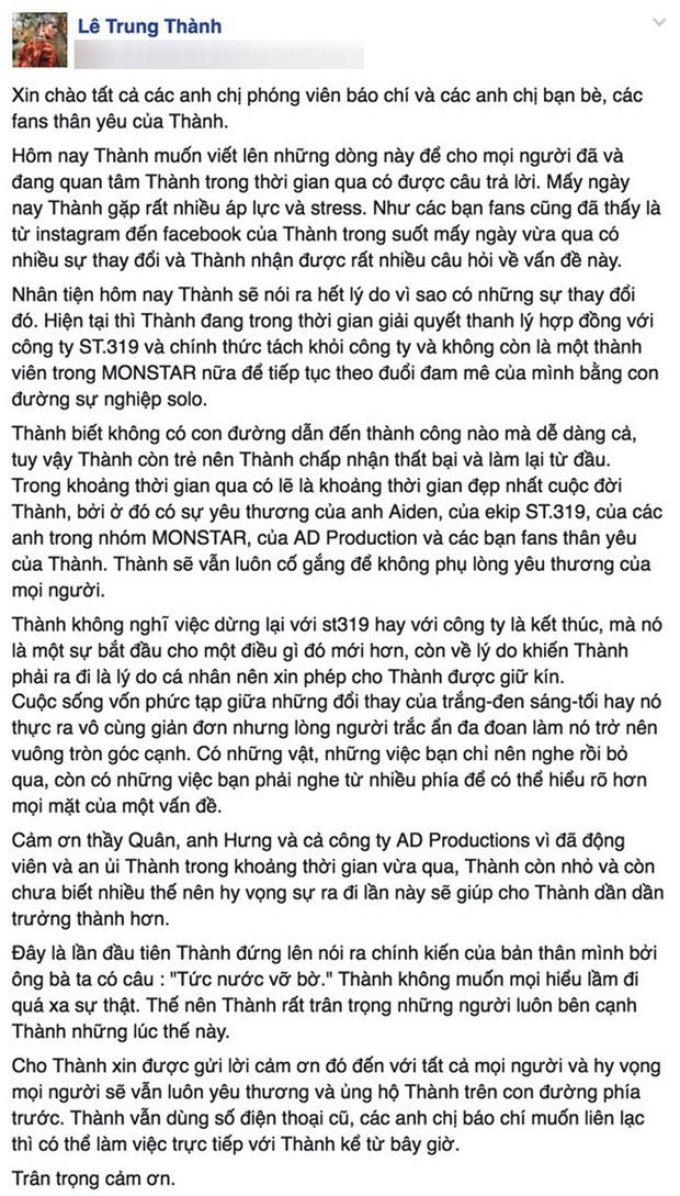Từ Jack - K-ICM nhìn lại drama quản lý - nghệ sĩ: Sơn Tùng bị cấm diễn, Ngô Thanh Vân 10 năm vẫn không tha thứ cho Tronie-11