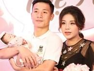 Con của cầu thủ, hot girl mới ra đời đã thành hot baby nổi tiếng mạng