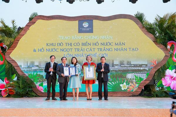 Vinhomes Ocean Park xác lập kỷ lục thế giới-1