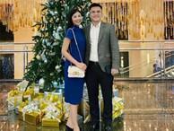 Sau tin đồn làm lễ dạm ngõ, 'chồng sắp cưới' của Hoa hậu Ngọc Hân đã công khai đăng ảnh tình tứ