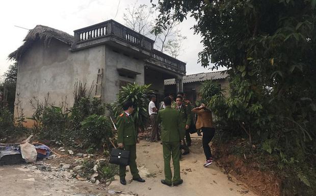 Khám nghiệm hiện trường vụ thảm án khiến 6 người thương vong ở Thái Nguyên-1