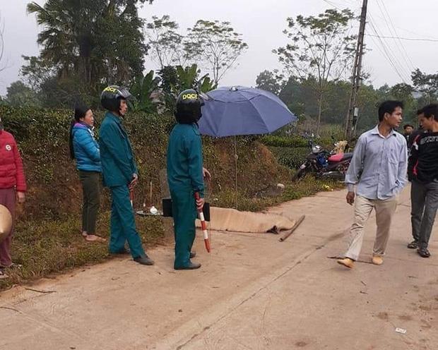 Khám nghiệm hiện trường vụ thảm án khiến 6 người thương vong ở Thái Nguyên-3