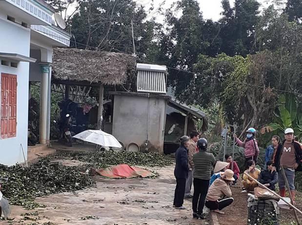 Khám nghiệm hiện trường vụ thảm án khiến 6 người thương vong ở Thái Nguyên-4