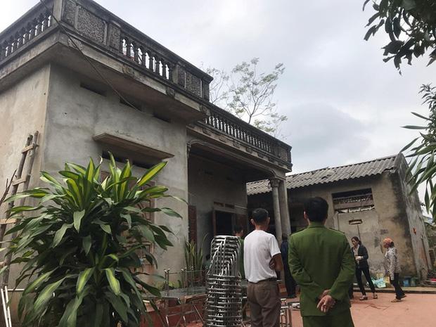 Khám nghiệm hiện trường vụ thảm án khiến 6 người thương vong ở Thái Nguyên-6