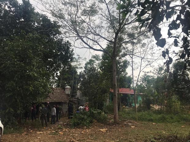 Khám nghiệm hiện trường vụ thảm án khiến 6 người thương vong ở Thái Nguyên-12