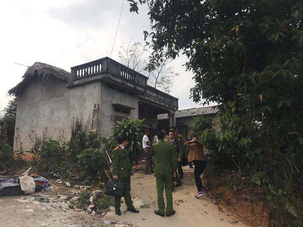 Khám nghiệm hiện trường vụ thảm án khiến 6 người thương vong ở Thái Nguyên-7