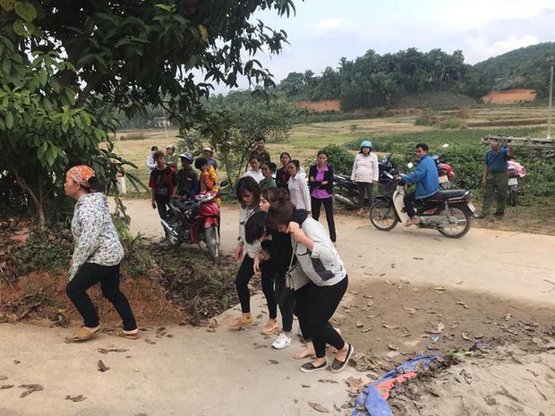 Khám nghiệm hiện trường vụ thảm án khiến 6 người thương vong ở Thái Nguyên-8